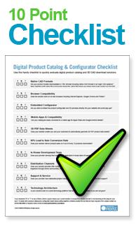 Configurator Checklist
