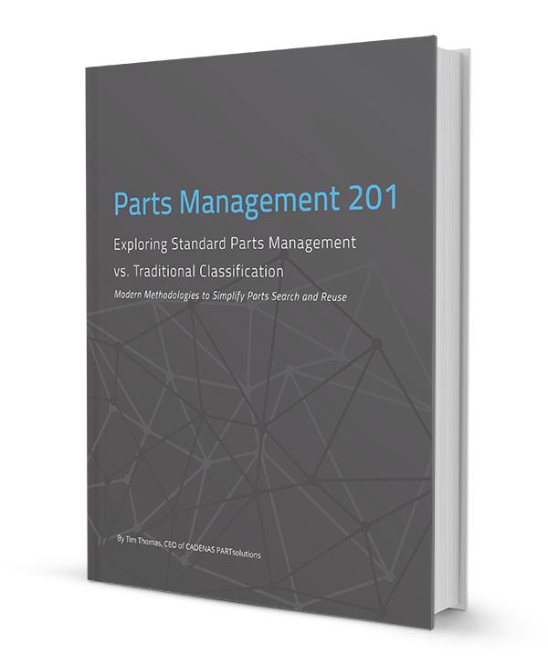 Exploring Standard Parts Management  vs. Traditional Classification